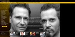 The Connectors Website Design