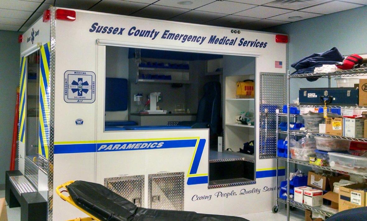 Classroom Simulator Rescue Simulation Products