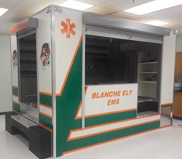 Blanche Ely High School
