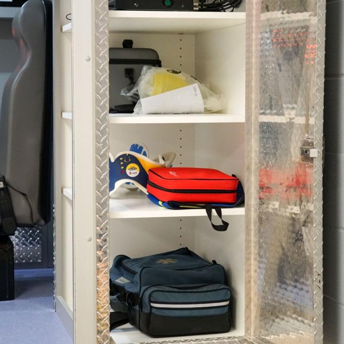 Interior Storage Cabinets