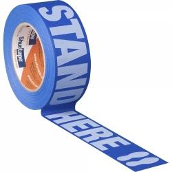 Duck STAND HERE Floor Marking Tape