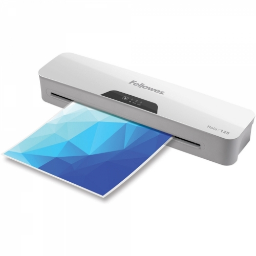 Fellowes Halo™ 125 Laminator with Pouch Starter Kit