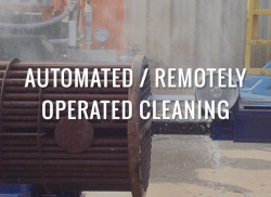 Automated / Remotely Operated Cleaning