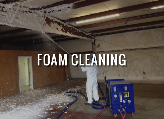 Foam Cleaning