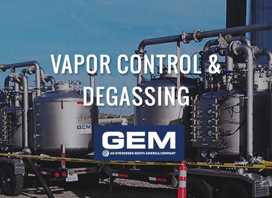 Vapor Control & Degassing