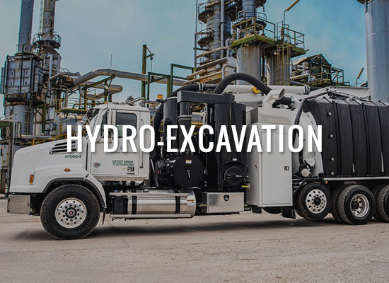 Hydro-Excavation