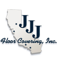 JJJ Floor Covering Inc. Logo