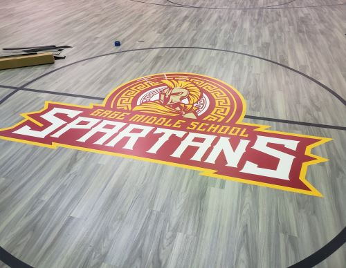 Gage Middle School Spartans