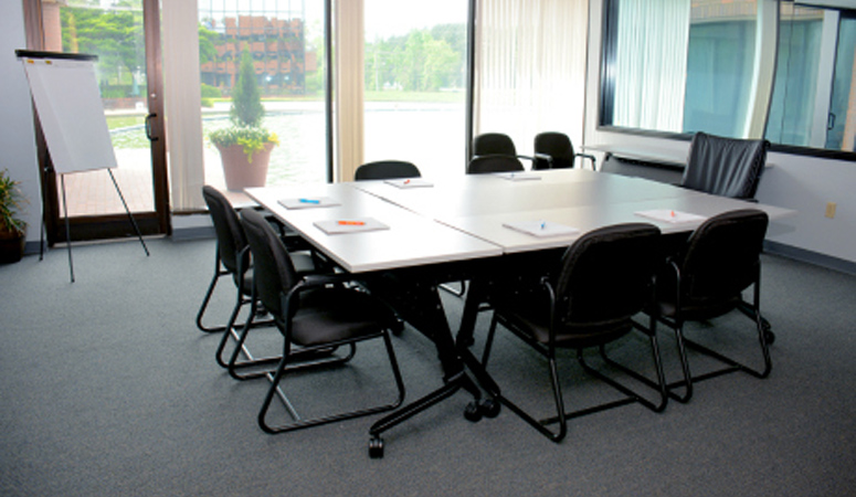Racing conference room