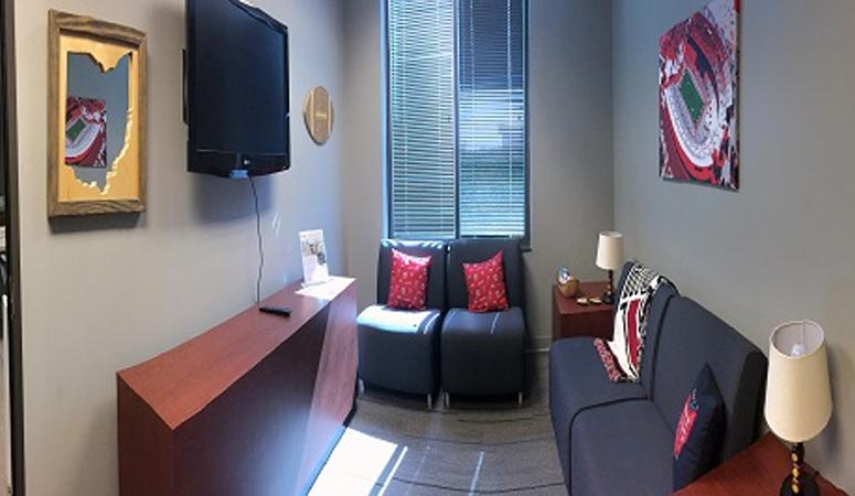 Buckeye Client Lounge
