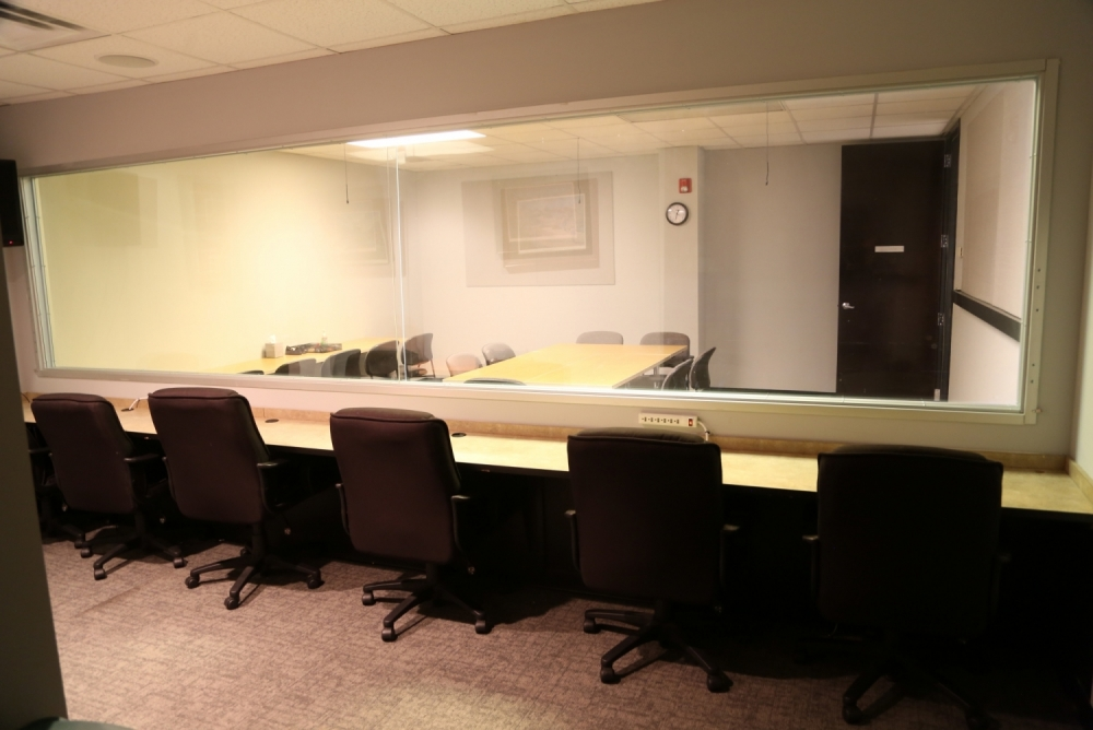 Pinehurst Viewing Room