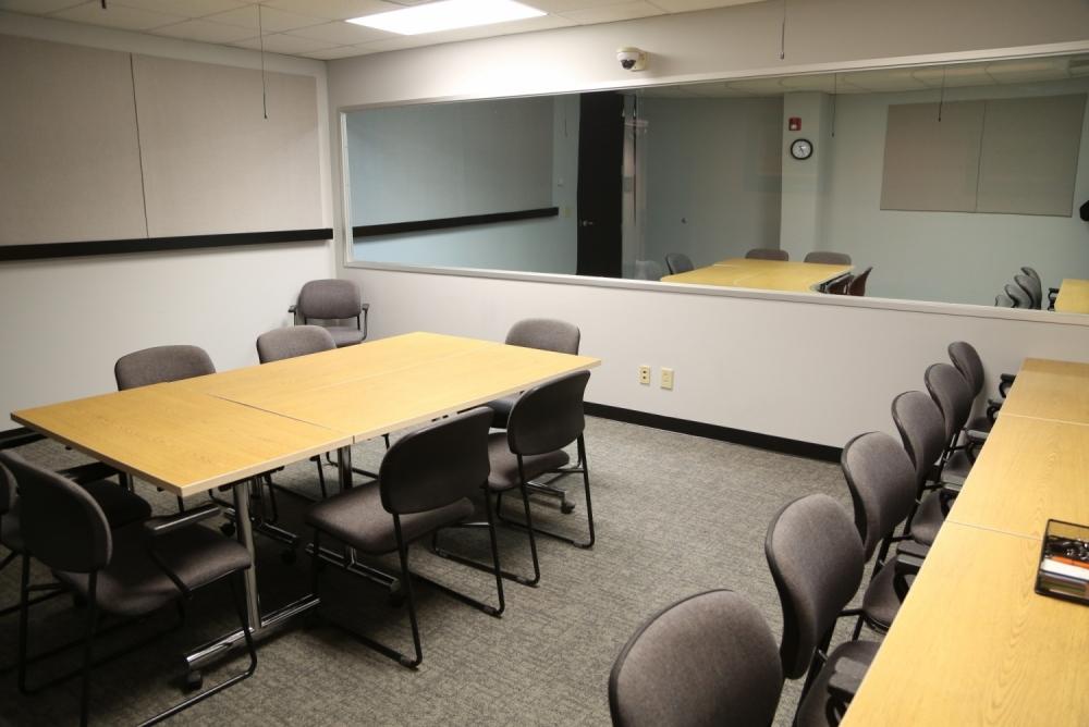 Pinehurst Focus Room
