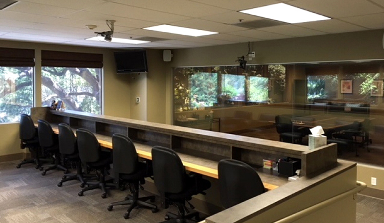Cypress Viewing Room