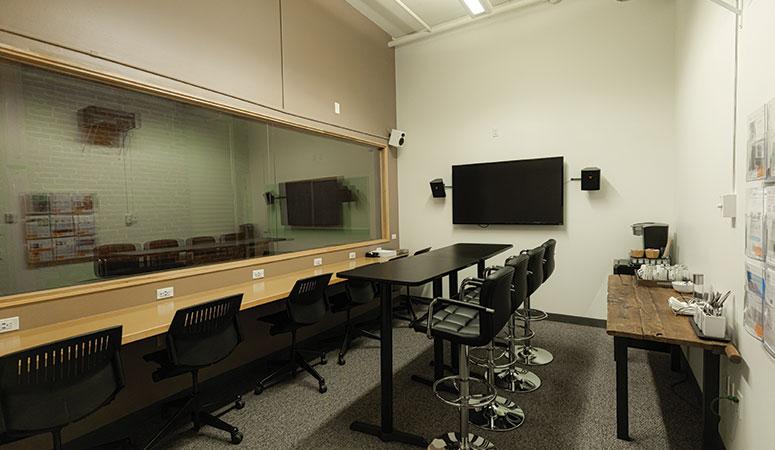 Breckenridge Viewing Room