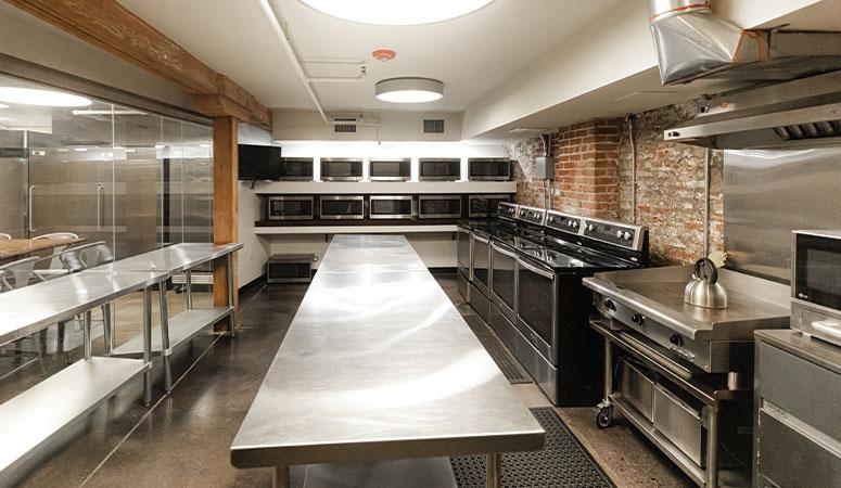 Sensory Kitchen