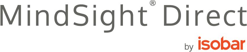 MindSight Direct by Isobar logo