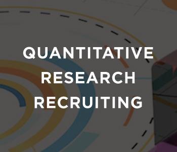 Quantitative Research Recruiting