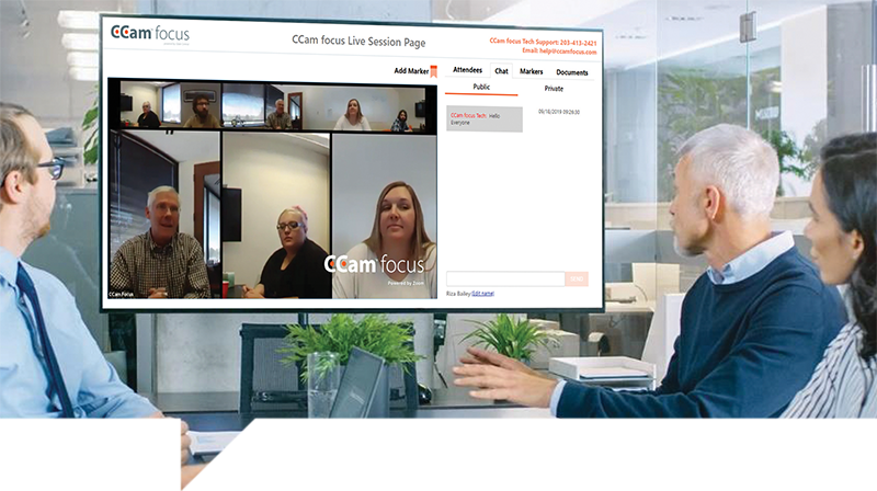 HD 360 Focus Groups With Integrated Video Curation Tools