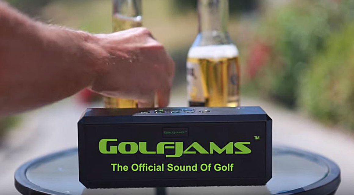 GolfJams: The Official Sound Of Golf