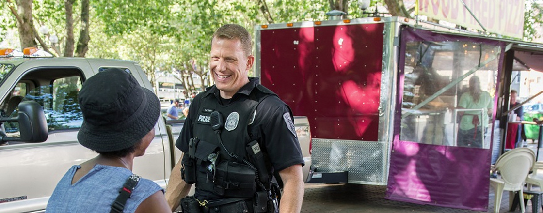 Bringing Officers and community togetherThe Seattle Police Foundation supports community partnerships that encourage citizen participation in enhancing the safety of Seattle.Learn More