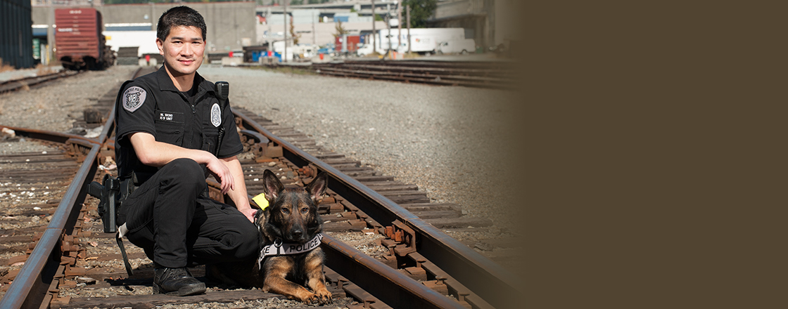 Canine SupportProviding state of the art law enforcement technology, including dogs for the Canine Unit.Learn more