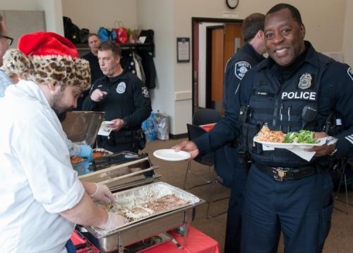 Holiday Luncheon - SW Precinct 2015