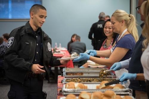 Holiday Luncheon - West Precinct 2015