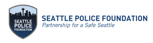 Seattle Police Foundation Logo