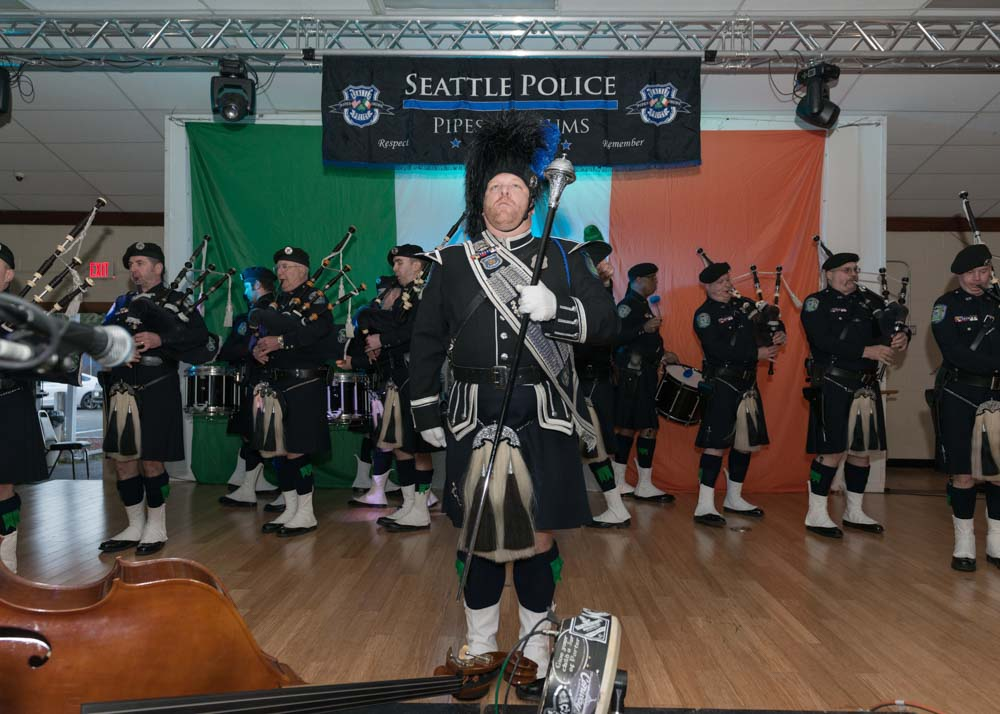 2017 Pipes & Drums Emerald Evening