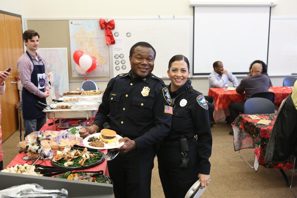 Holiday Luncheon - SW Precinct 2016