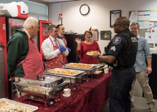 Holiday Luncheon - North Precinct 2017