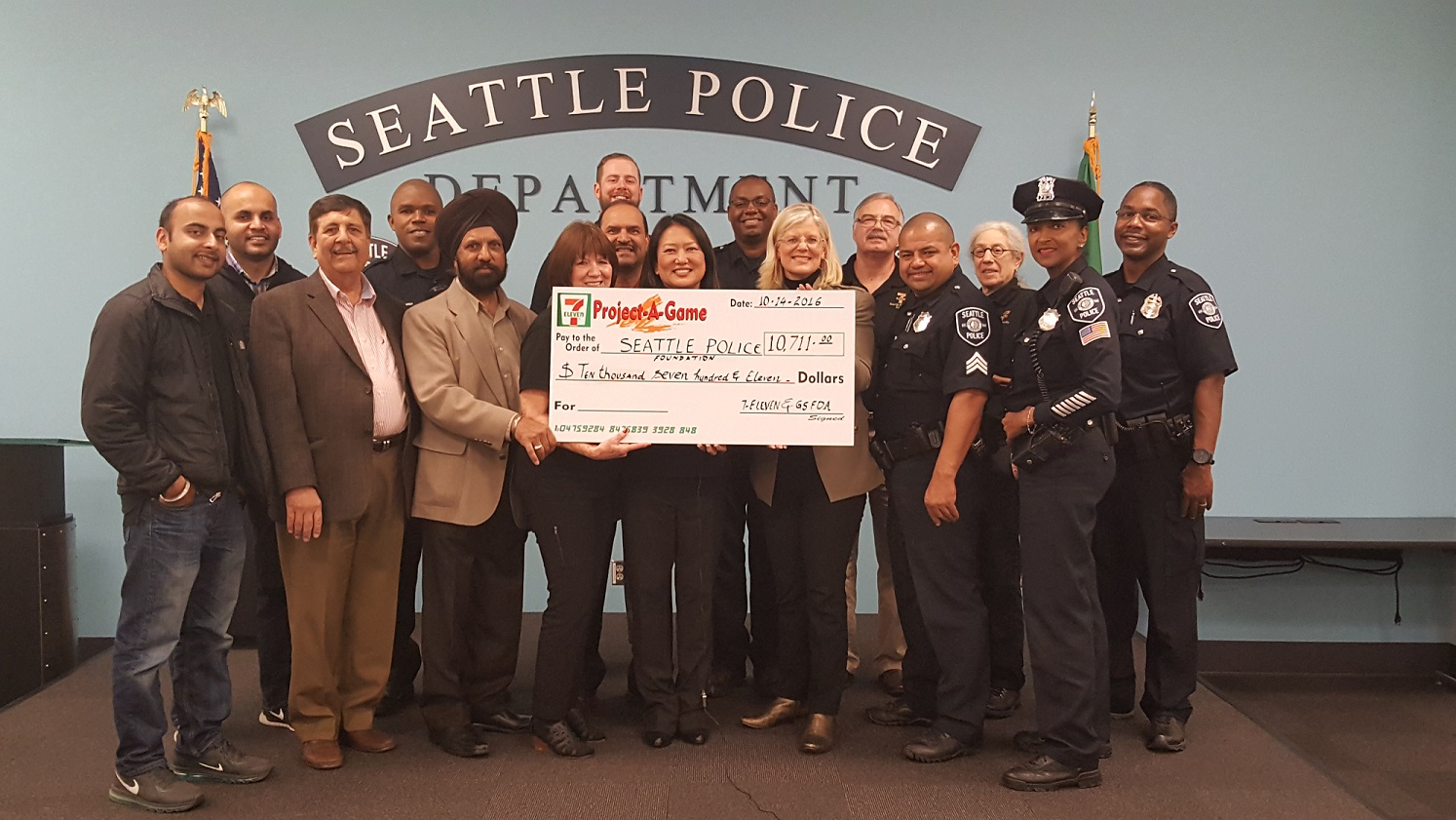 SeaPAL - Seattle Police Activities League