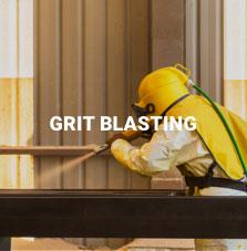 Grit Blasting