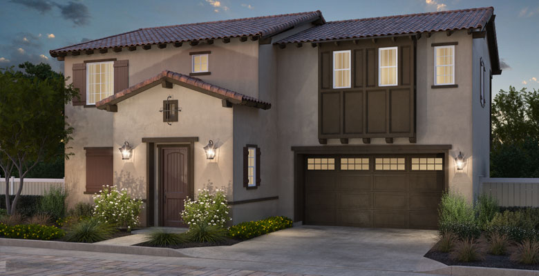Plan 3B California Hacienda