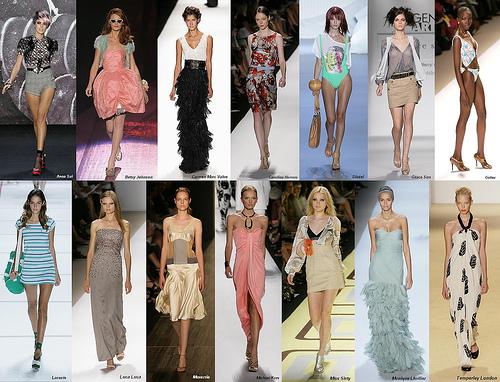 Fashion and Run Way Shows